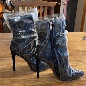 NWT - High Fashion Booties